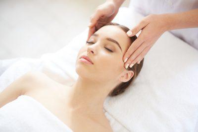 Masaje facial metodo k-aomei